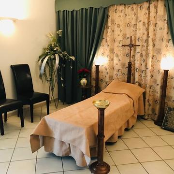 Chambre funéraire privée